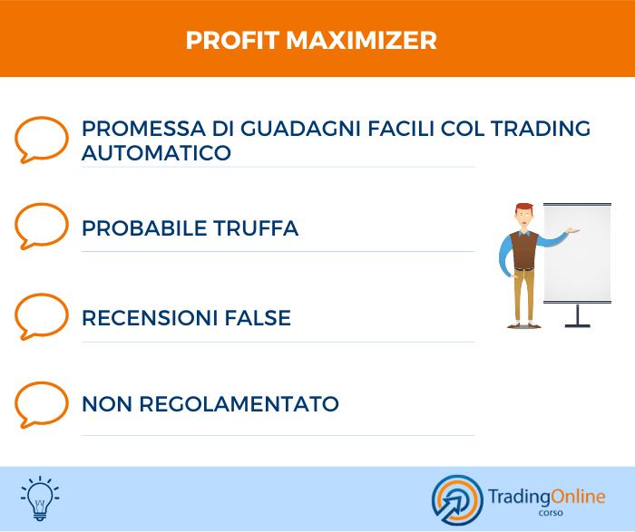 Profit Maximizer Recensione